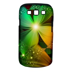 Flowers Petals Colorful  Samsung Galaxy S Iii Classic Hardshell Case (pc+silicone)