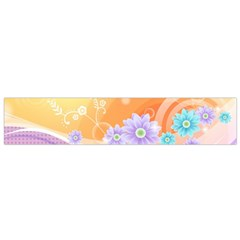 Colors Patterns Lines  Flano Scarf (small)