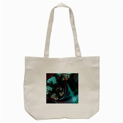 Rotation Patterns Lines  Tote Bag (cream)