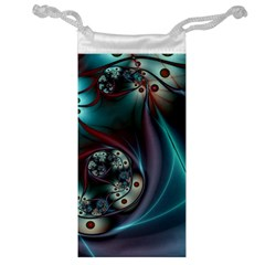 Rotation Patterns Lines  Jewelry Bag