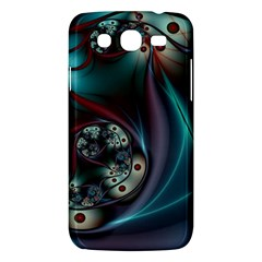 Rotation Patterns Lines  Samsung Galaxy Mega 5 8 I9152 Hardshell Case