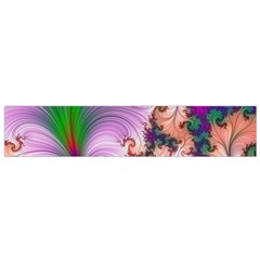 Pattern Background Light  Flano Scarf (small)