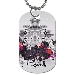 Figure Circle Triangle Dog Tag (two Sides)
