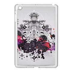 Figure Circle Triangle Apple Ipad Mini Case (white)