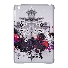 Figure Circle Triangle Apple Ipad Mini Hardshell Case (compatible With Smart Cover)