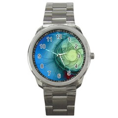 Connection Ball Light  Sport Metal Watch