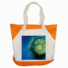 Connection Ball Light  Accent Tote Bag