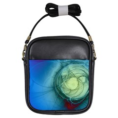 Connection Ball Light  Girls Sling Bags