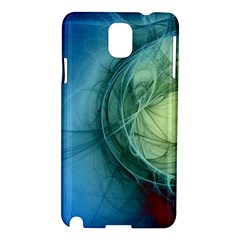 Connection Ball Light  Samsung Galaxy Note 3 N9005 Hardshell Case