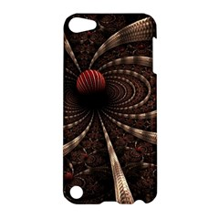 Circles Spheres Lines  Apple Ipod Touch 5 Hardshell Case