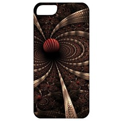 Circles Spheres Lines  Apple Iphone 5 Classic Hardshell Case
