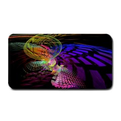 Fractal Patterns Background  Medium Bar Mats