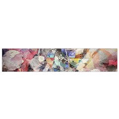 Surface Dark Colorful  Flano Scarf (small)
