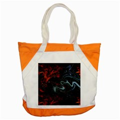 Lines Curves Background  Accent Tote Bag