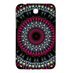 Circles Background Lines  Samsung Galaxy Tab 3 (7 ) P3200 Hardshell Case