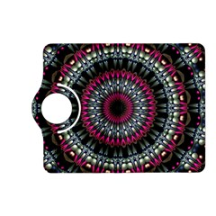 Circles Background Lines  Kindle Fire Hd (2013) Flip 360 Case