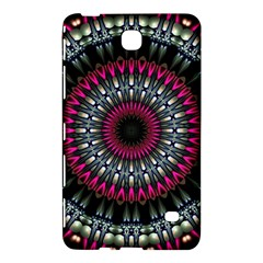 Circles Background Lines  Samsung Galaxy Tab 4 (7 ) Hardshell Case