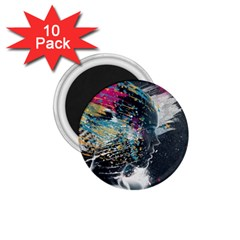 Face Paint Explosion 3840x2400 1 75  Magnets (10 Pack)