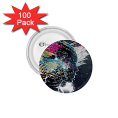 Face Paint Explosion 3840x2400 1 75  Buttons (100 Pack)