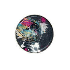 Face Paint Explosion 3840x2400 Hat Clip Ball Marker (10 Pack)