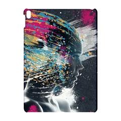 Face Paint Explosion 3840x2400 Apple Ipad Pro 10 5   Hardshell Case