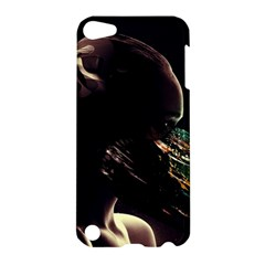 Face Shadow Profile Apple Ipod Touch 5 Hardshell Case