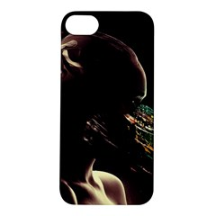 Face Shadow Profile Apple Iphone 5s/ Se Hardshell Case