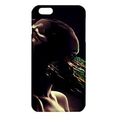 Face Shadow Profile Iphone 6 Plus/6s Plus Tpu Case