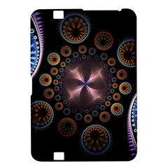 Circles Colorful Patterns  Kindle Fire Hd 8 9