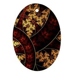 Patterns Line Pattern  Ornament (oval)