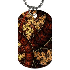Patterns Line Pattern  Dog Tag (two Sides)