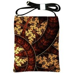 Patterns Line Pattern  Shoulder Sling Bags