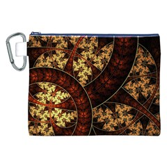 Patterns Line Pattern  Canvas Cosmetic Bag (xxl)