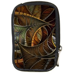Mosaics Stained Glass Colorful  Compact Camera Cases