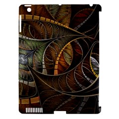 Mosaics Stained Glass Colorful  Apple Ipad 3/4 Hardshell Case (compatible With Smart Cover)