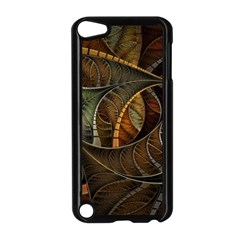 Mosaics Stained Glass Colorful  Apple Ipod Touch 5 Case (black)