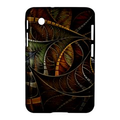 Mosaics Stained Glass Colorful  Samsung Galaxy Tab 2 (7 ) P3100 Hardshell Case