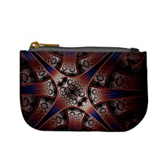 Lines Patterns Background  Mini Coin Purses