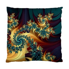 Patterns Paint Ice  Standard Cushion Case (two Sides)