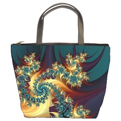 Patterns Paint Ice  Bucket Bags