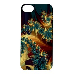 Patterns Paint Ice  Apple Iphone 5s/ Se Hardshell Case