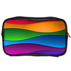 Layers Light Bright  Toiletries Bags 2 Side