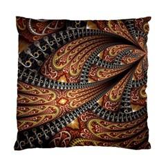 Patterns Background Dark  Standard Cushion Case (two Sides)