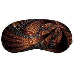 Patterns Background Dark  Sleeping Masks