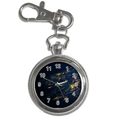 Spots Dark Lines Glimpses 3840x2400 Key Chain Watches
