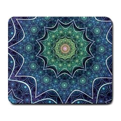 Background Line Light  Large Mousepads