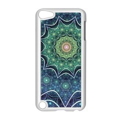 Background Line Light  Apple Ipod Touch 5 Case (white)