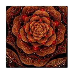 Flower Patterns Petals  Face Towel
