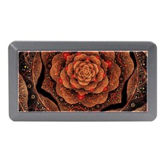 Flower Patterns Petals  Memory Card Reader (mini)