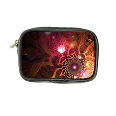 Explosion Background Bright  Coin Purse